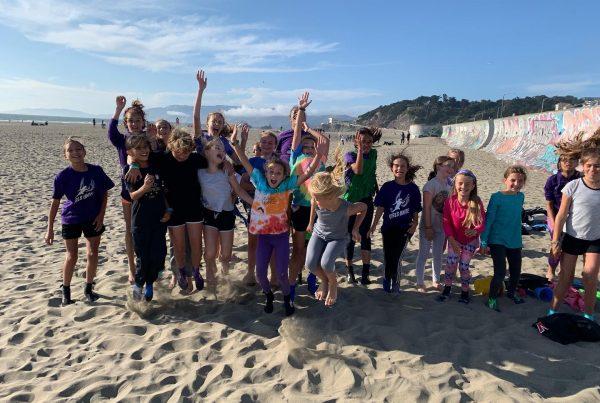 Beach Soccer Practice