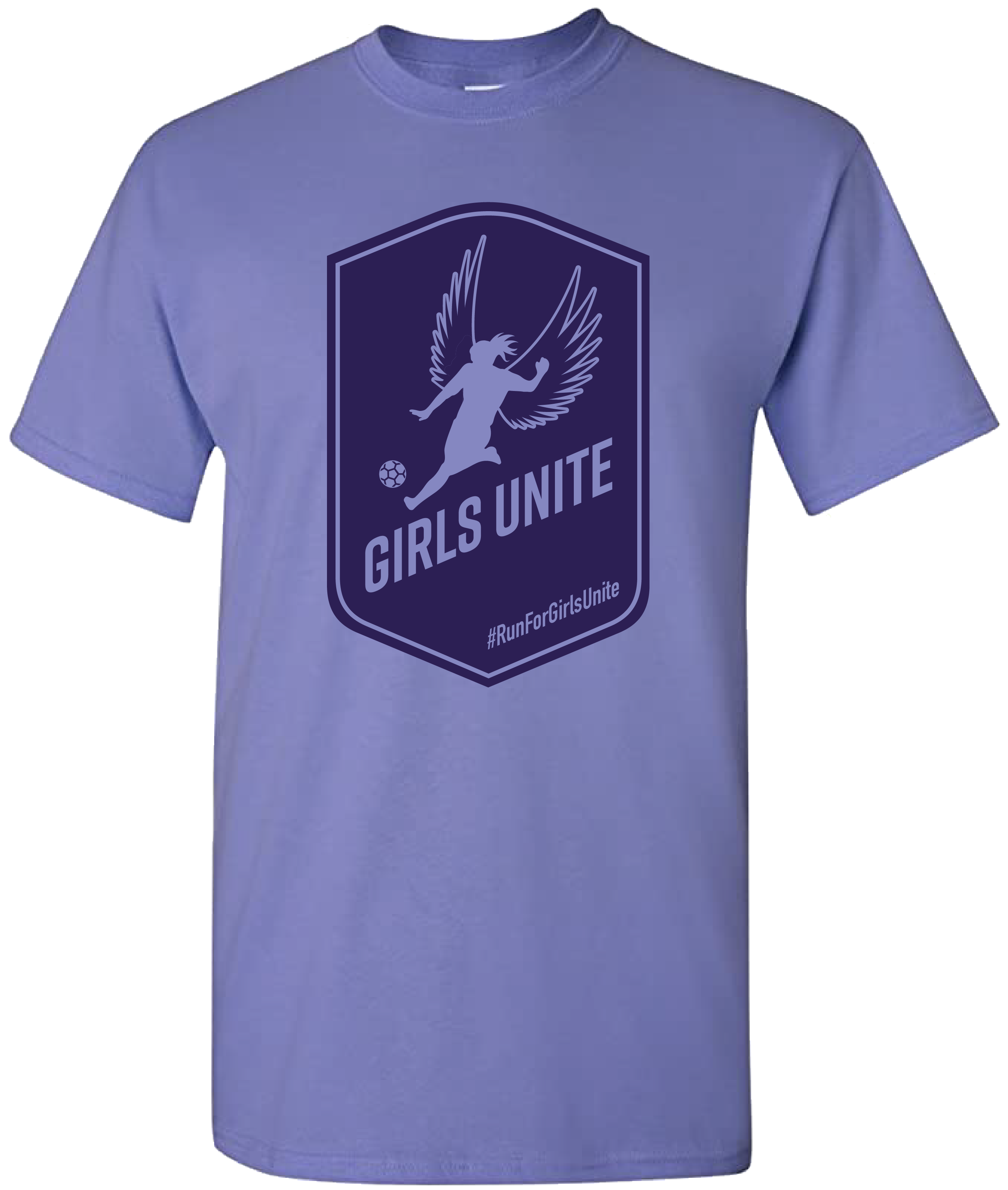 Run For Girls Unite shirt